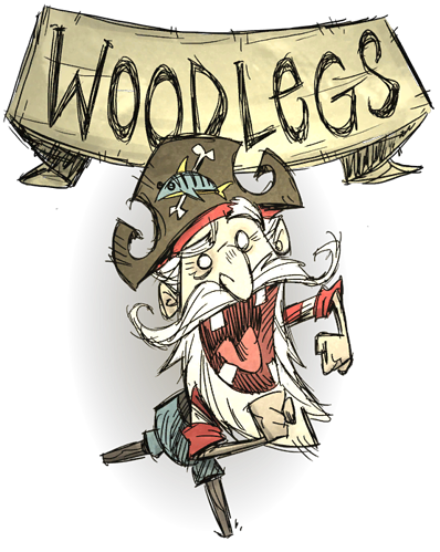 Woodlegs